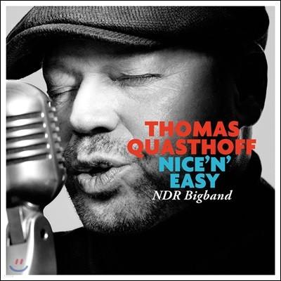 Thomas Quasthoff - Nice 'N' Easy 토마스 크바스토프 재즈 앨범 [LP]