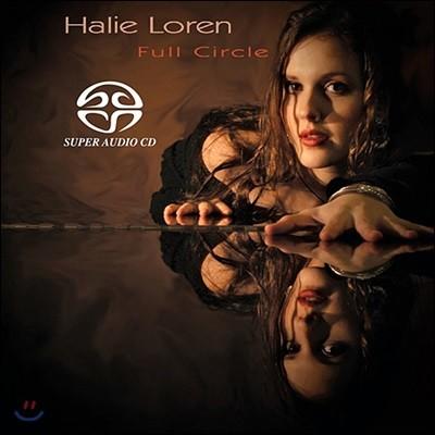 Halie Loren - Full Circle 헤일리 로렌 데뷔 앨범 [SACD Hybrid]