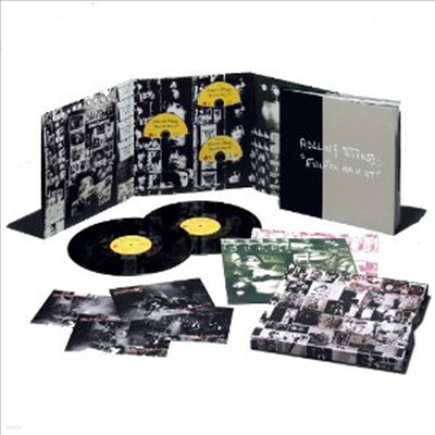 Rolling Stones - Exile On Main Street (Super Deluxe Limited Edition) (2CD+2LP+1DVD)