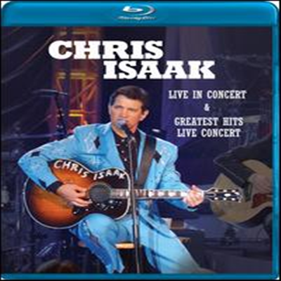 Chris Isaak - Chris Isaak: Live / Greatest Hits: Live (Blu-ray) (2005)