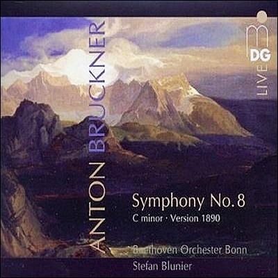 Stefan Blunier 브루크너: 교향곡 8번 (Bruckner: Symphony No. 8 in C minor)