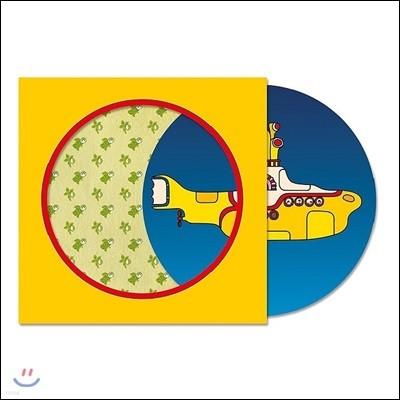 The Beatles (비틀즈) - Yellow Submarine [7인치 픽쳐디스크 한정반 싱글 LP]