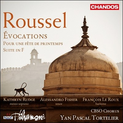 Yan Pascal Tortelier 알베르 루셀: 관현악 작품집 (Roussel: Evocations, Pour une fete de printemps & Suite in F)