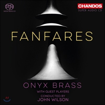 Onyx Brass 대편성 브라스 앙상블로 연주하는 팡파레 모음집 (Fanfares)