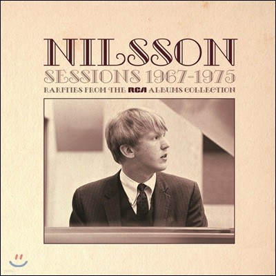 Harry Nilsson (해리 닐슨) - Sessions 1967-1975: Rarities From RCA Albums Collection [LP]