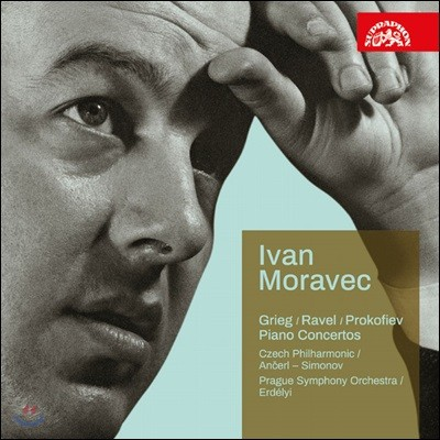 Ivan Moravec 이반 모라베츠 피아노 협주곡 - 그리그 / 라벨 / 프로코피예프 (Grieg, Ravel & Prokofiev: Piano Concertos)