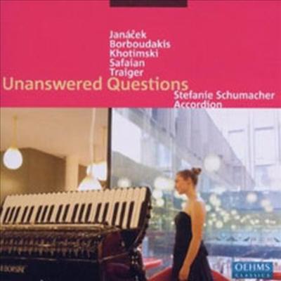 슈테파니 슈마허 - 대답 없는 질문 (Unanswered Questions) - Stefanie Schumacher