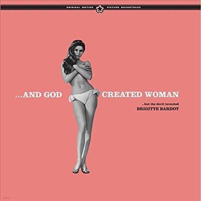 Paul Misraki - And God Created Woman (그리고 신은 여자를 창조했다)(O.S.T)(Gatefold Cover)(180G)(LP)