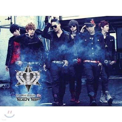 틴탑 (Teen Top) - 2nd Mini Album : It's