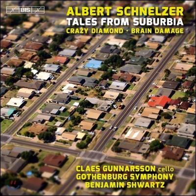 Benjamin Shwartz 알버트 슈넬저: 교외 이야기, 크레이지 다이아몬드, 브레인 데미지 (Albert Schnelzer: Tales from Suburbia, Crazy Diamond, Brain Damage)