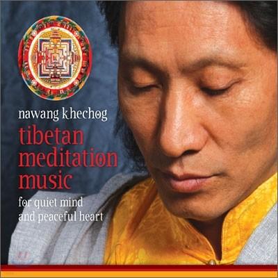 Nawang Khechog (나왕 케촉) - Tibetan Meditation Music (티벳 명상음악)