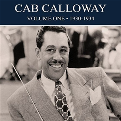 Cab Calloway - Volume One: 1930-1934 (Remastered)(Deluxe Edition)(Digipack)(4CD)