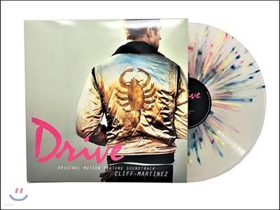 드라이브 영화음악 [스코어] (Drive Score OST By Cliff Martinez) [크리스탈 스플래터 컬러 2 LP]