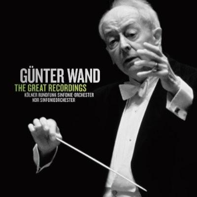 귄터 반트 위대한 녹음집 (Gunter Wand Great Recordings )