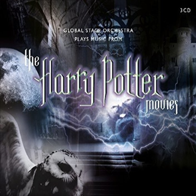 Global Stage Orchestra - Plays Music From Harry Potter Movies (3CD)