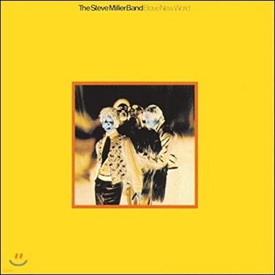 Steve Miller Band (스티브 밀러 밴드) - Brave New World [LP]