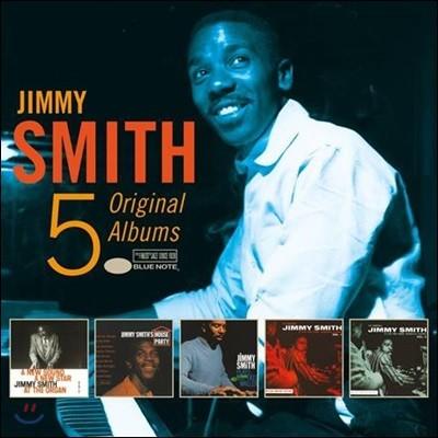 Jimmy Smith (지미 스미스) - 5 Original Albums Vol. 2