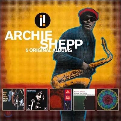 Archie Shepp (아치 셰프) - 5 Original Albums