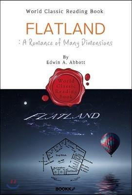 플랫랜드 : Flatland ('최초 SF 소설' - 영어 원서)