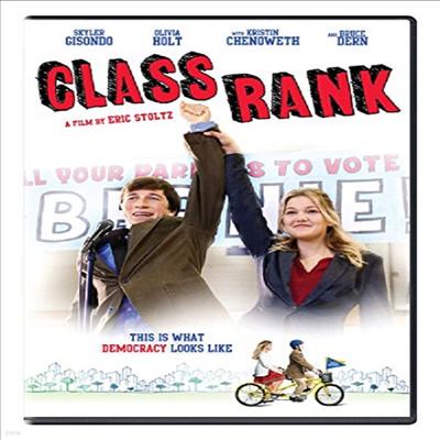 Class Rank (클래스 랭크)(지역코드1)(한글무자막)(DVD)