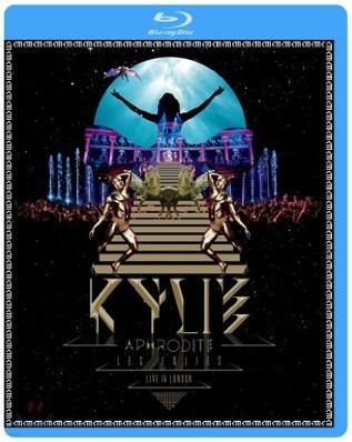 Kylie Minogue - Aphrodite Les Folies: Live In London (3D+2D)