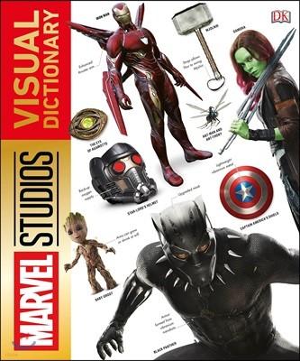 DK Marvel Studios Visual Dictionary : DK 마블 스튜디오 비주얼 딕셔너리