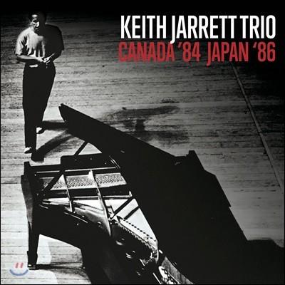 Keith Jarrett Trio (키스 자렛 트리오) - Canada '84 / Japan '86 (1984년 토론토 Massey Hall 라이브 실황 / 1986년 센다이 Den-Ryoku Hall 라이브 실황 합본)