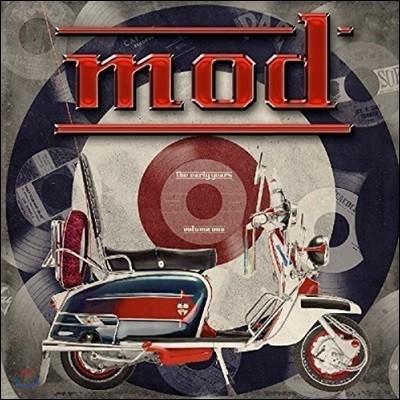 1950-60년대 록큰롤 & 알앤비 모음집 (Mod The Early Years) [블루 컬러 2LP]