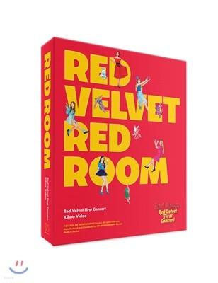 레드벨벳 (Red Velvet) - Red Velvet 1st Concert [Red Room] [키노 비디오]