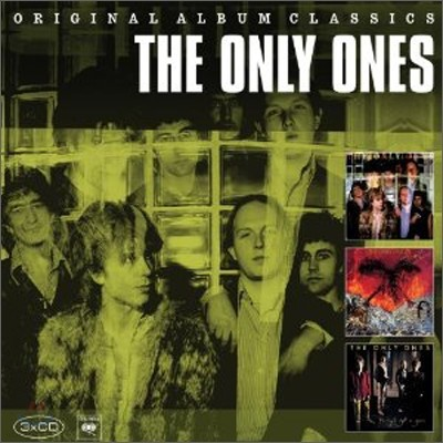 The Only Ones - Original Album Classics