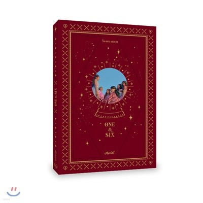 에이핑크 (Apink) - 미니앨범 7집 : One & Six [Six ver.]