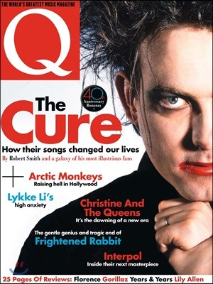 Q magazine (월간) : 2018년 Summer