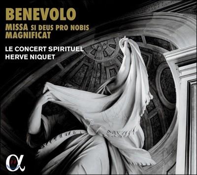 Herve Niquet 오라치오 베네볼로: 미사, 마그니피카트 (Orazio Benevolo: Missa Si Deus Pro Nobis, Magnificat)