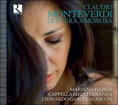 Mariana Flores 몬테베르디: 연애편지 (Monteverdi: Lettera Amorosa)
