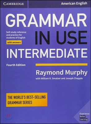 Grammar in Use Intermediate Student's Book With Answers, 4/E