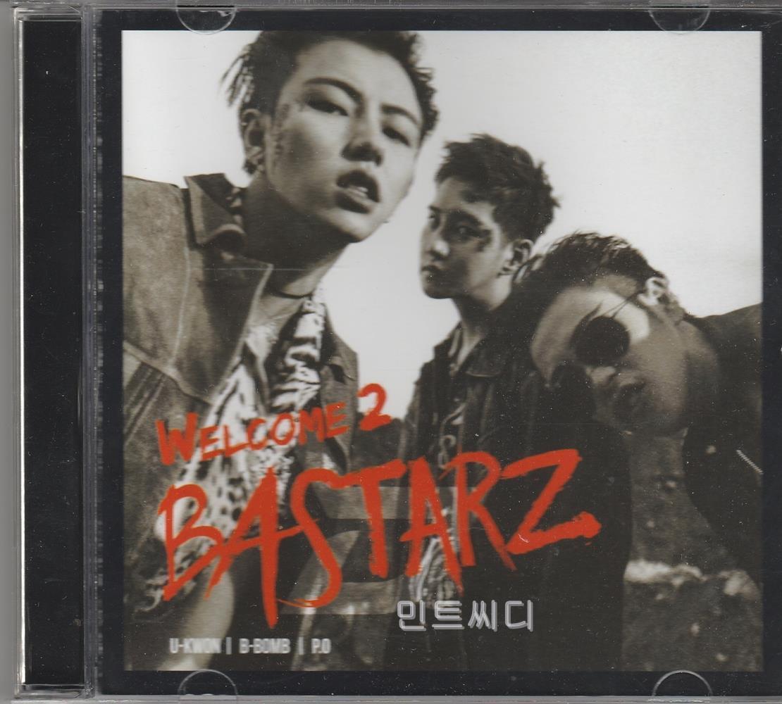 블락비 바스타즈 - Welcome 2 Bastarz (홍보용 음반)