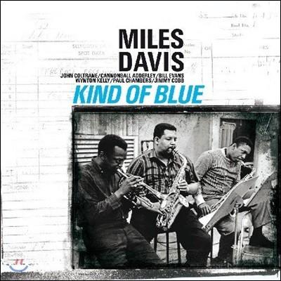 Miles Davis (마일스 데이비스) - Kind of Blue [LP]