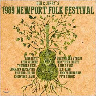 Newport Folk Festival 1989 (1989년 뉴포트 포크 페스티벌 실황)
