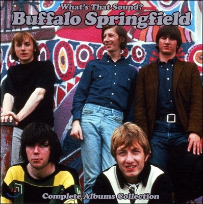 Buffalo Springfield - What's That Sound? / Complete Albums Collection 버팔로 스프링필드 박스 세트
