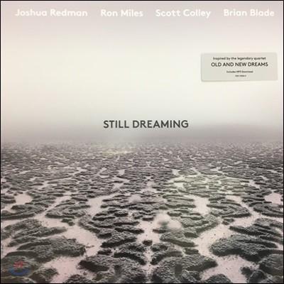 Joshua Redman (조슈아 레드먼) - Still Dreaming [LP]