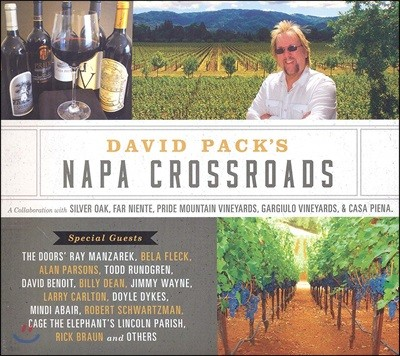 David Pack - David Pack's Napa Crossroads 나파 밸리로의 여행
