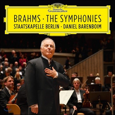 Daniel Barenboim 브람스: 교향곡 전곡집 (Brahms: The Symphonies)