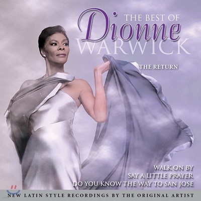 Dionne Warwick (디온 워윅) - The Best of Dionne Warwick: The Return