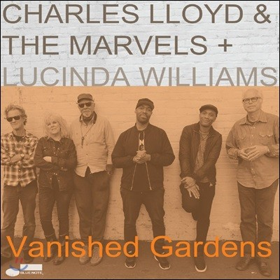 Charles Lloyd & The Marvels + Lucinda Williams - Vanished Gardens [2 LP]