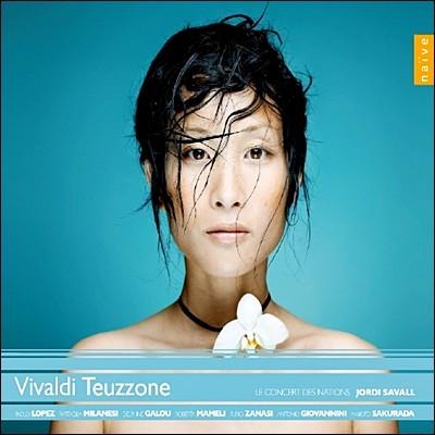 Jordi Savall 비발디 : 오페라 부처의 광명 - 조르디 사발 (Vivaldi: Il Teuzzone)