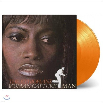 The Ethiopians (에티오피안스) -  Woman a Capture Man [오렌지 컬러 LP]