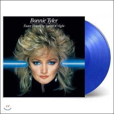 Bonnie Tyler - Faster Than The Speed Of Night 보니 타일러 정규 5집 [투명 블루 컬러 LP]