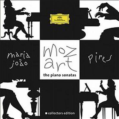 모차르트 : 피아노 소나타집 (Mozart : The Piano Sonatas) (6CD) - Maria Joao Pires