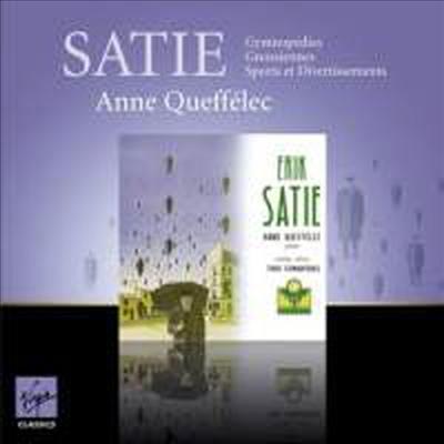 사티 : 피아노 작품집 (Satie : Piano Works) - Anne Queffelec