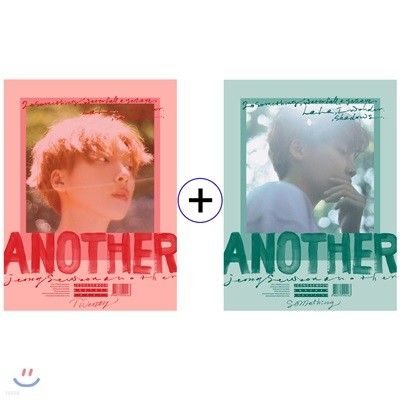 정세운 - 미니앨범 2집 : ANOTHER [Twenty + Something /SET]